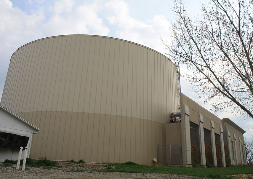 Thermal Energy Storage Tank Utility Services