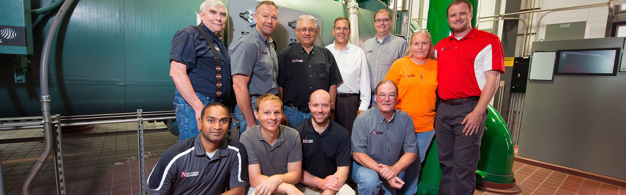 Utility Services Managerial Professional Staff Group Photo